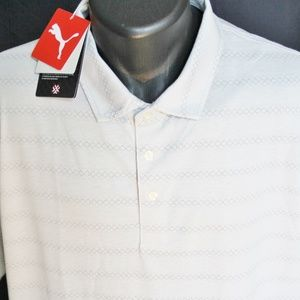 NEW Puma Sunday's Polo Fusion Dry Cell Polo XL